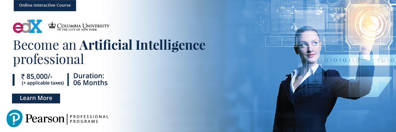 Pearson|Columbia|AI